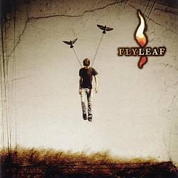 """Cover der CD """"Flyleaf""""; der Band """"Flyleaf"""""""