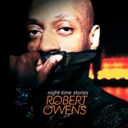 "Cover der CD ""night-time stories""; der Band ""Robert Owens"""