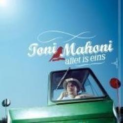 "Cover der CD ""allet is eins""; der Band ""Toni Mahoni"""