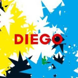 """Cover der CD """"Diego""""; der Band """"Diego"""""""