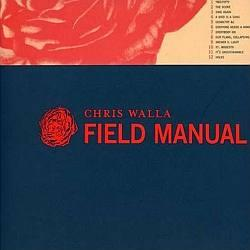 "Cover der CD ""Field Manual""; der Band ""Chris Walla"""