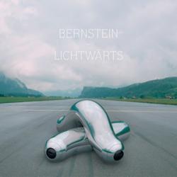 """Cover der CD """"Lichtwärts""""; der Band """"Bernstein"""""""