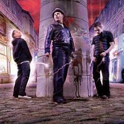 "Cover der CD ""Strom und Drang""; der Band ""Fettes Brot"""