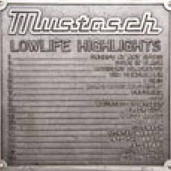 "Cover der CD ""Lowlife Highlights""; der Band ""Mustasch"""