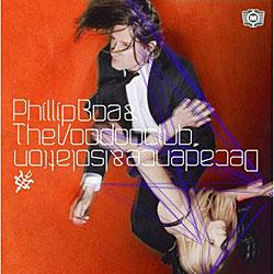 "Cover der CD ""Decadence & Isolation""; der Band ""Phillip Boa & The Voodooclub"""