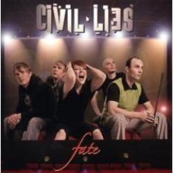 "Cover der CD ""Fate""; der Band ""Civil Lies"""