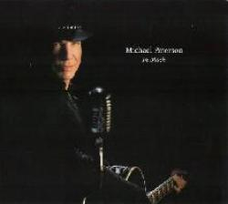 "Cover der CD ""In Black""; der Band ""Michael Peterson"""
