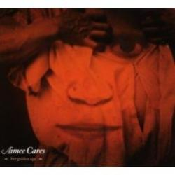"Cover der CD ""s/t""; der Band ""Aimee Cares"""