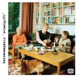"Cover der CD ""Atzelgift""; der Band ""Herrenmagazin"""