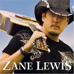"""Cover der CD """"Zane Lewis""""; der Band """"Zane Lewis"""""""