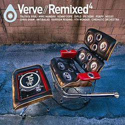 "Cover der CD ""Verve Remixed Vol.4""; der Band ""Various"""