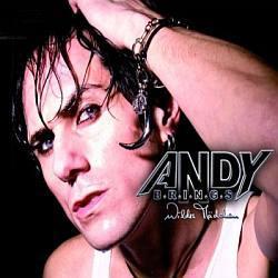 """Cover der CD """"Wildes Mädchen""""; der Band """"Andy Brings"""""""