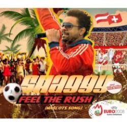 "Cover der CD ""Feel The Rush""; der Band ""Shaggy feat. Trix & Flix"""