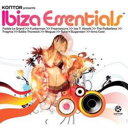 "Cover der CD ""Ibiza Essentials""; der Band ""Various"""