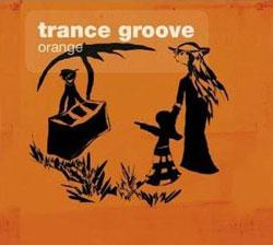 "Cover der CD ""Orange""; der Band ""Trance Groove"""