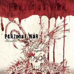 """Cover der CD """"Bloodline""""; der Band """"Perzonal War"""""""