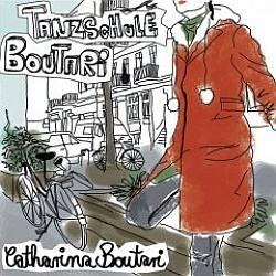 "Cover der CD ""Tanzschule Boutari""; der Band ""Catharina Boutari"""