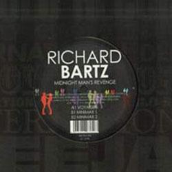 """Cover der CD """"Voyager, Minimax 1; Minimax 2""""; der Band """"Richard Bartz"""""""