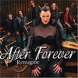 """Cover der CD """"Remagine""""; der Band """"AFTER FOREVER"""""""