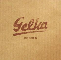 "Cover der CD ""Less Is More""; der Band ""Gelka"""