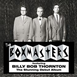 "Cover der CD ""The Boxmasters""; der Band ""The Boxmasters"""