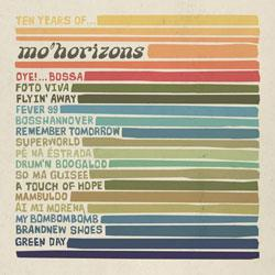 "Cover der CD ""Ten Years of Mo"