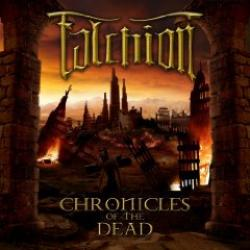 """Cover der CD """"Chronicles of the Dead""""; der Band """"Falchion"""""""