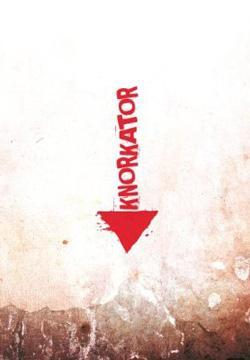 """Cover der CD """"WEG NACH UNTEN DVD""""; der Band """"KNORKATOR"""""""