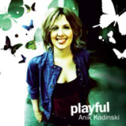 "Cover der CD ""Playful""; der Band ""Anik Kadinski"""