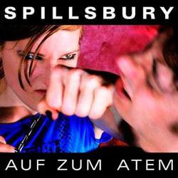 """Cover der CD """"Auf zum Atem""""; der Band """"Spillsbury"""""""