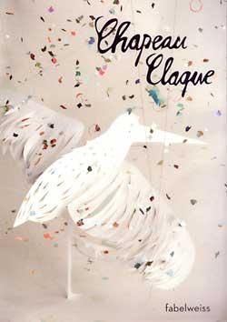 "Cover der CD ""Fabelweiss""; der Band ""Chapeau Claque"""