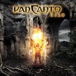 "Cover der CD ""Hero CD+DVD""; der Band ""Van Canto"""