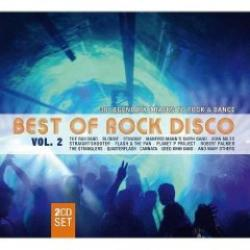 "Cover der CD ""Best of Rock Disco Vol.2"" der Band ""Various"""