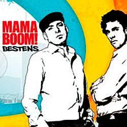 """Cover der CD """"Bestens""""; der Band """"Mama Boom!"""""""