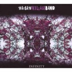 "Cover der CD ""Infinity""; der Band ""Warsaw Village Band"""