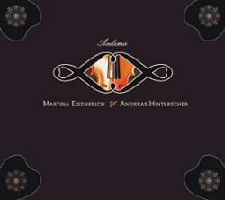 """Cover der CD """"Andima""""; der Band """"Martina Eisenreich & Andreas Hinterseher"""""""