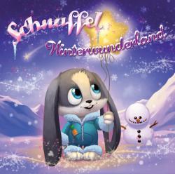 """Cover der CD """"Winterwunderland""""; der Band """"Schnuffel"""""""