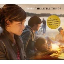 "Cover der CD ""The Little Things""; der Band ""Kendric"""
