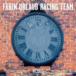 """Cover der CD """"Niemals""""; der Band """"Farin Urlaub Racing Team"""""""