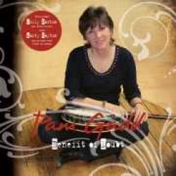 """Cover der CD """"Benefit Of Doubt""""; der Band """"Pam Gadd"""""""
