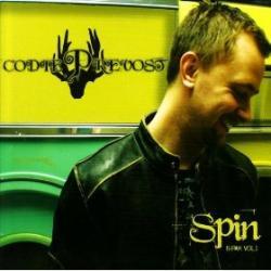 """Cover der CD """"Spin""""; der Band """"Codie Prevost"""""""