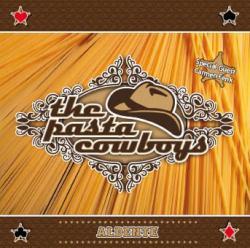 "Cover der CD ""Al Dente""; der Band ""The Pasta Cowboys"""