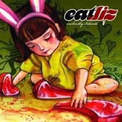 """Cover der CD """"Hey""""; der Band """"Eatliz"""""""