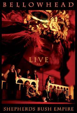 "Cover der CD ""Live At Shepherds Bush Empire""; der Band ""Bellowhead"""
