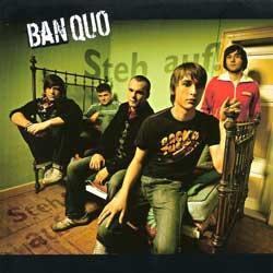 """Cover der CD """"Steh auf!""""; der Band """"BANQUO"""""""