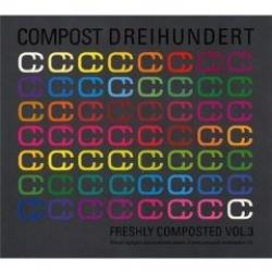 "Cover der CD ""Freshly Composted Vol.3 [Limited Edition]""; der Band ""Various"""