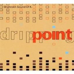 "Cover der CD ""Dripping Point""; der Band ""Shahrokh Sound of K"""