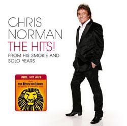 "Cover der CD ""Chris Norman,The Hits! From His Smokie And Solo Ye""; der Band ""Chris Norman"""