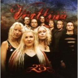 "Cover der CD ""25th Anniversary""; der Band ""Värttinä"""