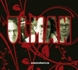 """Cover der CD """"electrokustica""""; der Band """"ULMAN"""""""